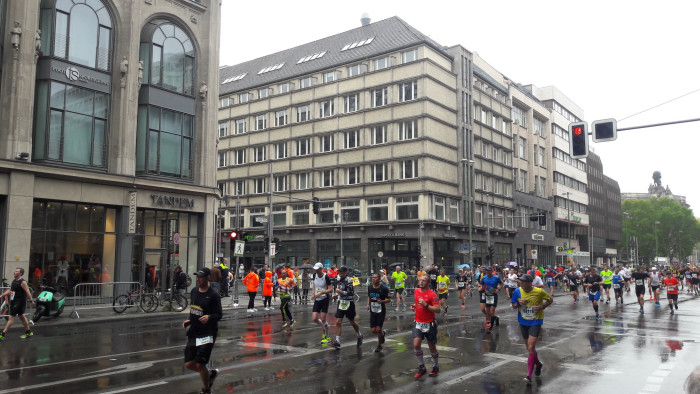 Berlin Laufmarathon im September