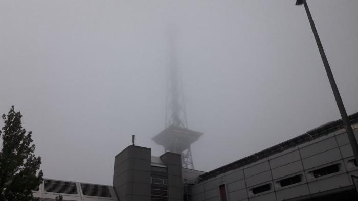Nebel Berlin